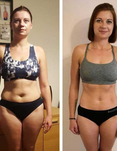 Get Fit At Phoenix - before and after 1