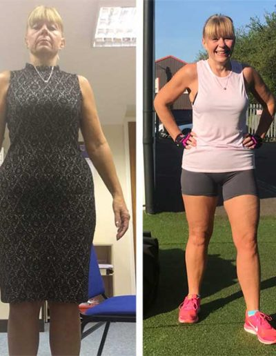 Get Fit At Phoenix - before and after 3