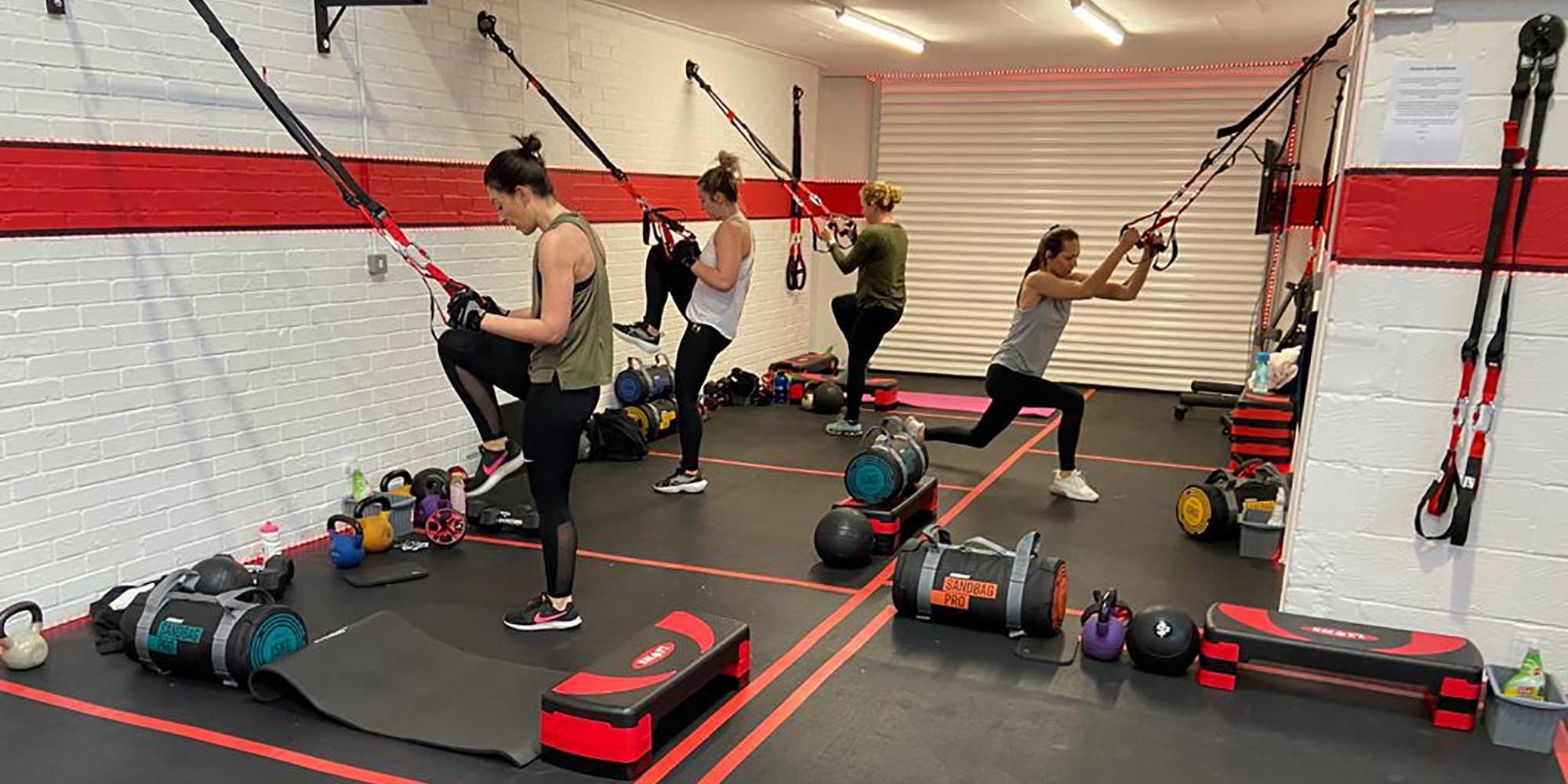 Phoenix - Ministry of Fitness, Huntingdon